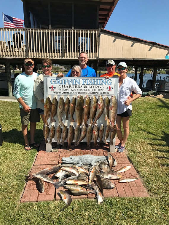 Summer Fishing Special Griffin Fishing Charters