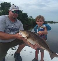 Louisiana Family Fishing Trip