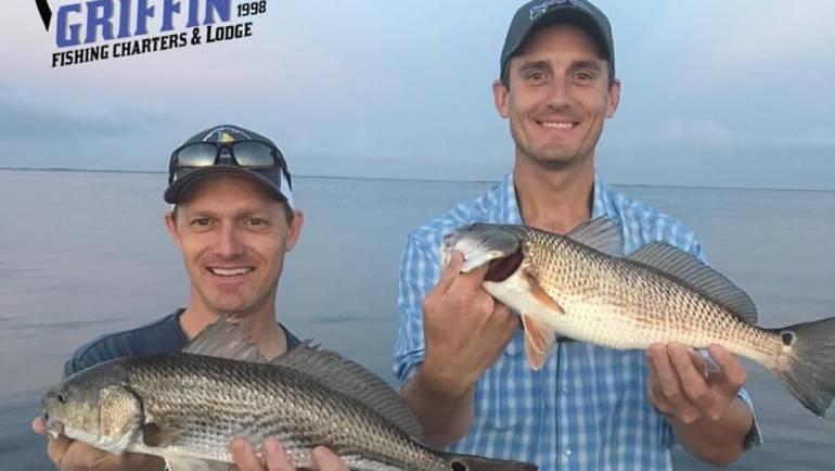 Time Flies When You're Having…Redfish!