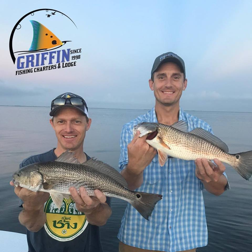 Time Flies When You're Having…Redfish!