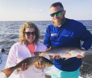 Honeymoon Guided Fishing Trip