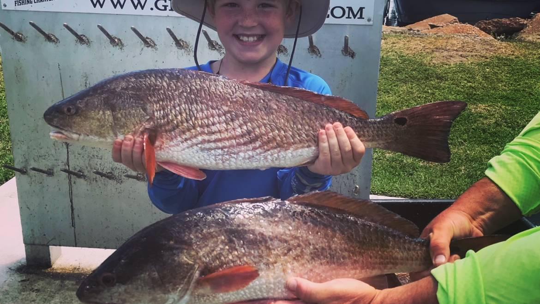 Louisiana Charter Fishing Report: May 31, 2018