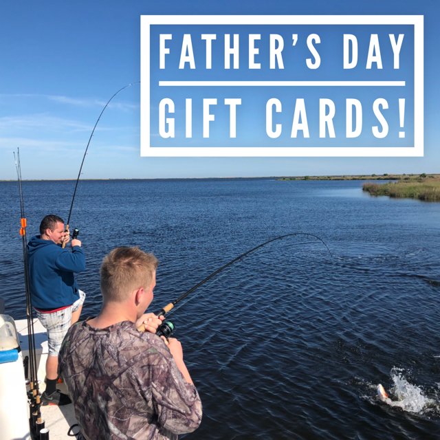 Father's Day Gift Card Special!