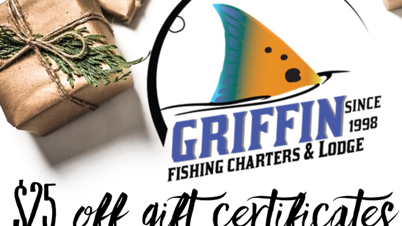 'Tis the Season – Gift Certificate SALE!
