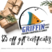 'Tis the Season – Gift Certificate SALE!