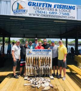 Griffin Fishing Brag Board Picture