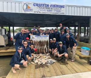New Orleans Fishing Bachelor Party